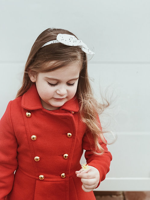 מעיל אדום