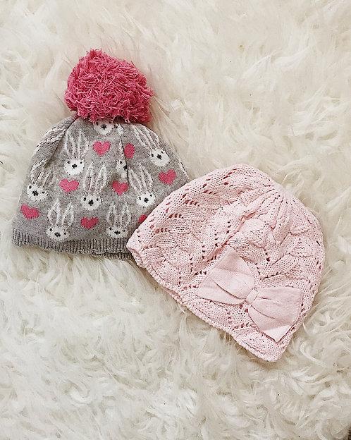 זוג כובעים בייבי