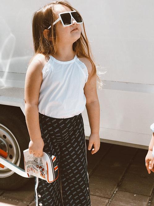 מכנסיים רחבים | זארה