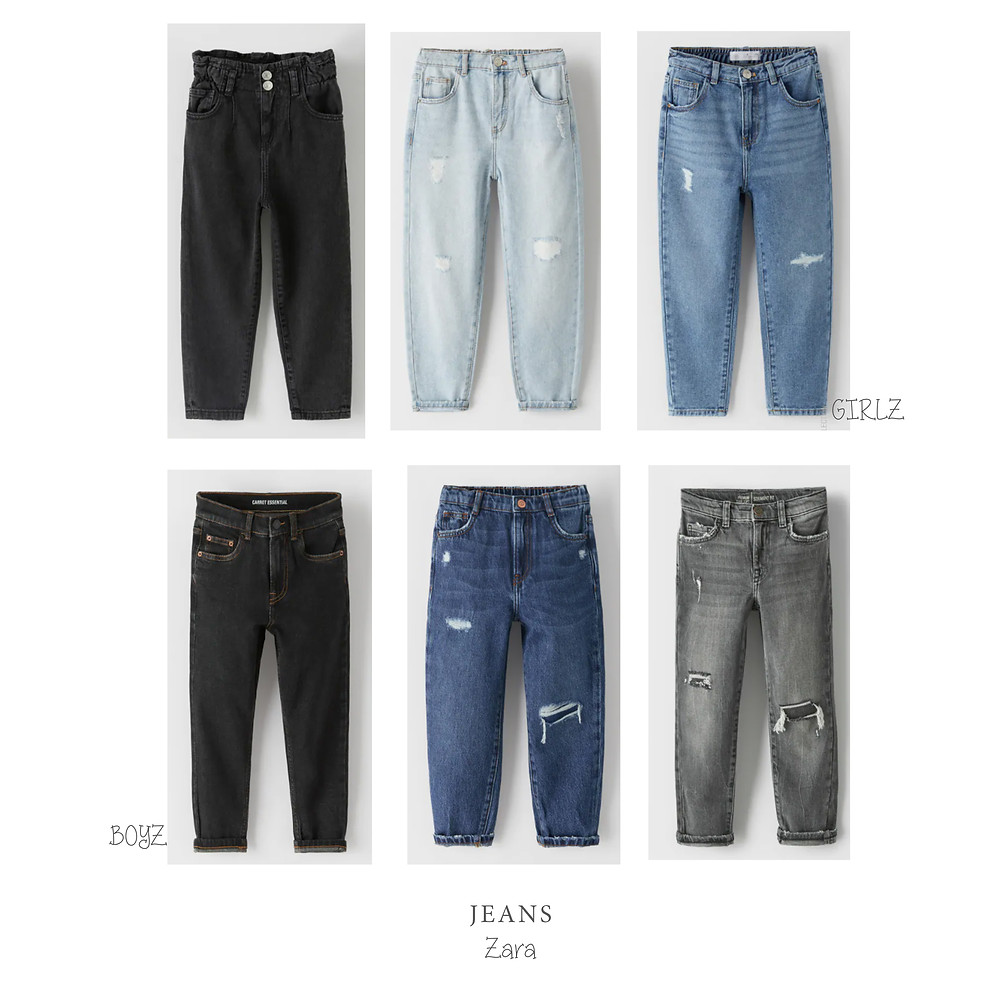 מילן הלפרן ג'ינסים לילדים