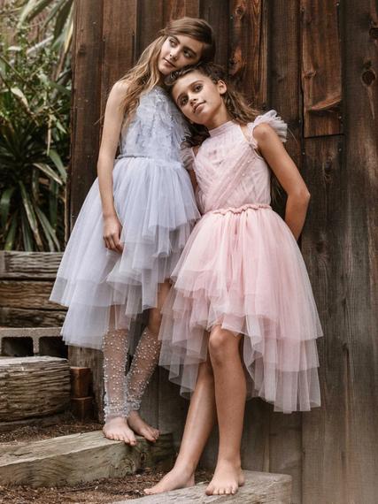 שמלות אירועים לקטנטנות
