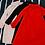 Thumbnail: שמלת פוטר אדומה \ שחורה \ ורודה