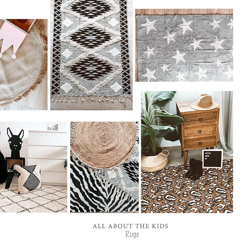 מילן הלפרן שטיחים לחדרי ילדים