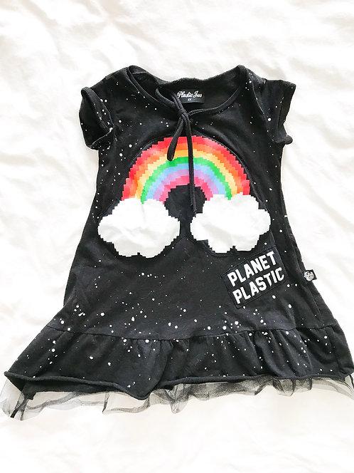 שמלה קשת בענן