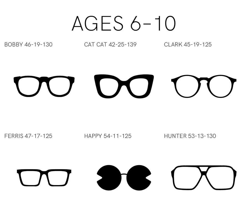 משקפי שמש לילדים אמא מלבישה