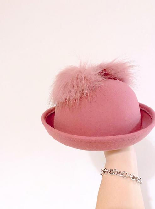 כובע ורוד