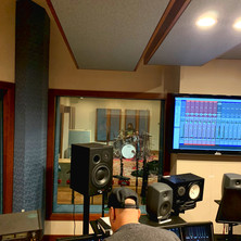 Unring The Bell in Studio, 2019