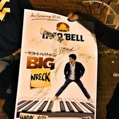 Signed UTB/BigWreck Flyer IRL