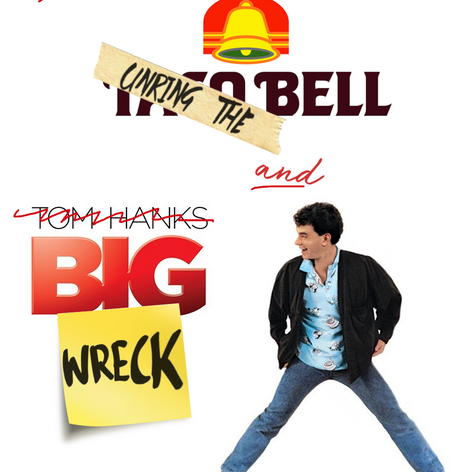 Unring The Bell/Big Wreck Flyer