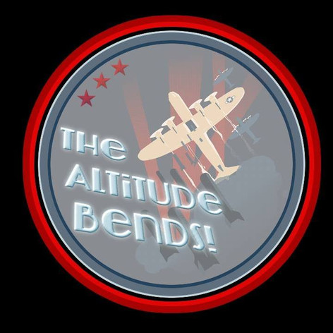 The Altitude Bends! Logo