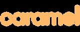 Caramel Logo Orange