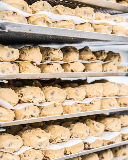 Photo réalisé en laboratoire de pâtisserie