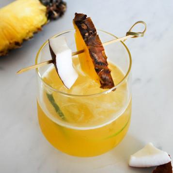 Mocktail Ananas-Coco