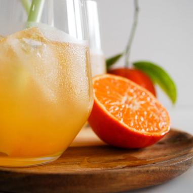 Mocktail à la Clémentine