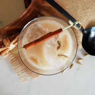 Chaï Tea Latte glacé