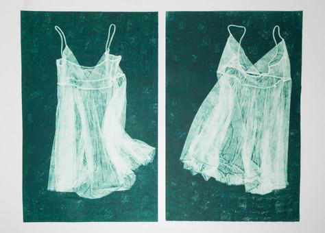 Jessica's dress I & II