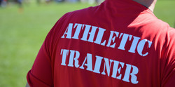 Athletic trainer shirt
