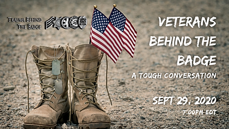 Veterans Behind the Badge