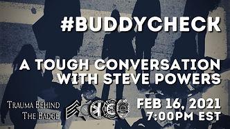 Hashtag BuddyCheck