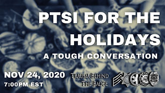 PTSI for the Holidays