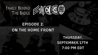 Family Behind the Badge Episode 2
