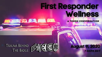First Responder Wellness
