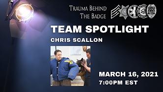 Team Spotlight: Chris Scallon