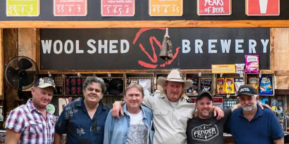 WOOLSHED BREWERY - RIVERLAND