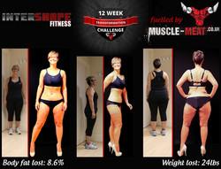 Jeanettes Intershape transformation