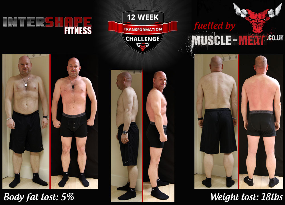 Nick Thompson Intershape transformation.