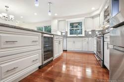 Dove White Kitchen