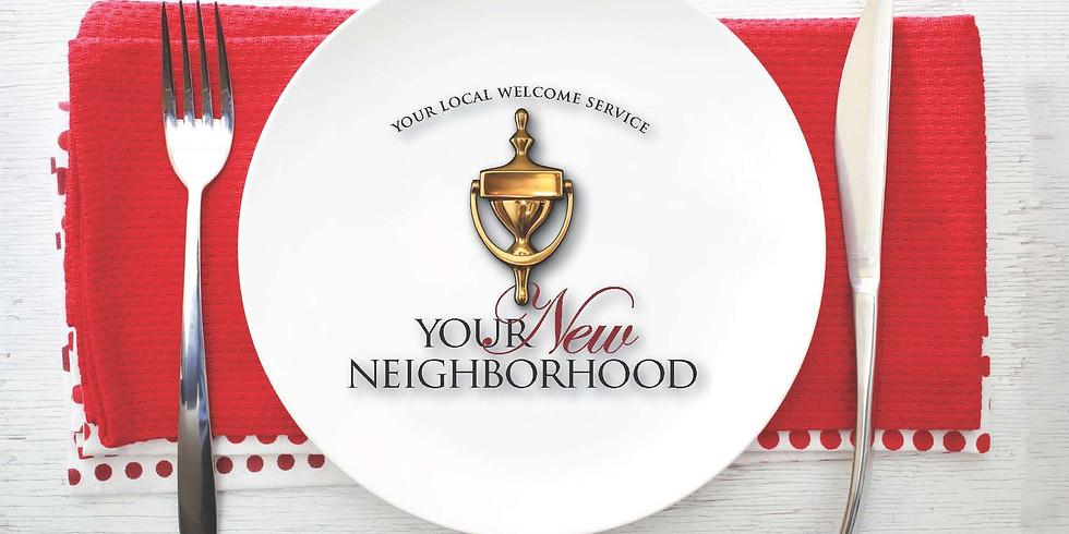 Your New Neighborhood Lunch n' Learn
