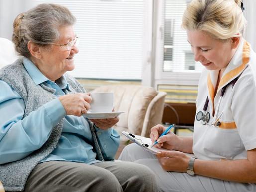 Atendimento médico em casa cresce 15% em 2020 e poupa 21 mil leitos