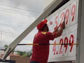 Governo aumenta imposto e força alta da gasolina em Santa Catarina