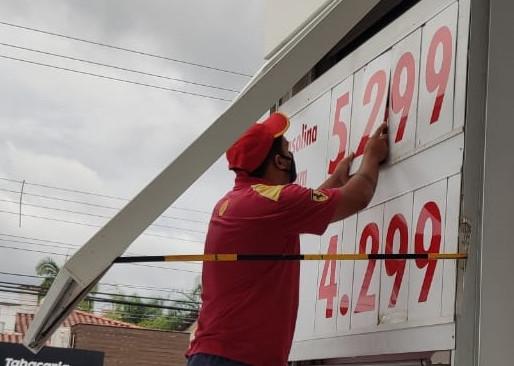Petrobras anuncia reajuste nos combustíveis