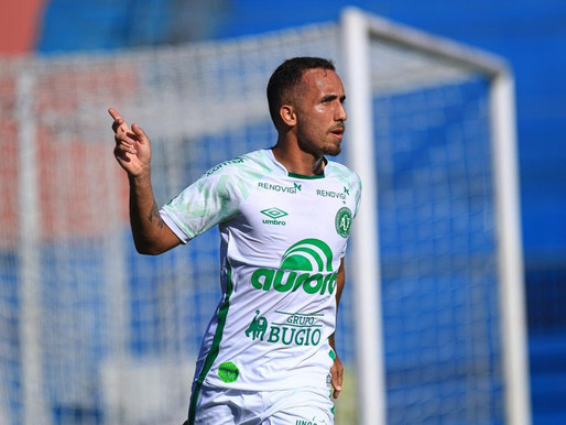 Chapecoense de nascimento, Lima revela orgulho por defender clube da cidade
