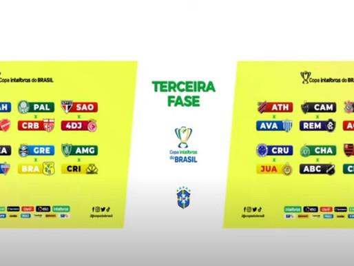 Avaí, Chape e Criciúma conhecem os adversários na Copa do Brasil