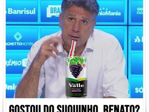 Veja memes da queda do Grêmio para o del Valle