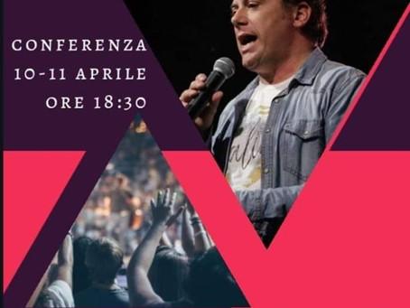 Conferenza cristiana 10 e 11 Aprile 2020
