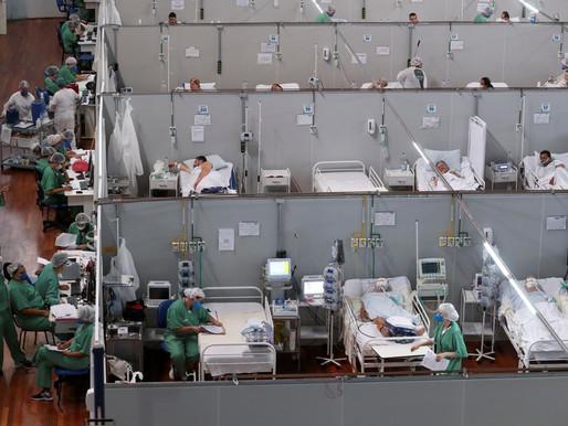Fiocruz alerta para cenário 'crítico' da pandemia no Sul