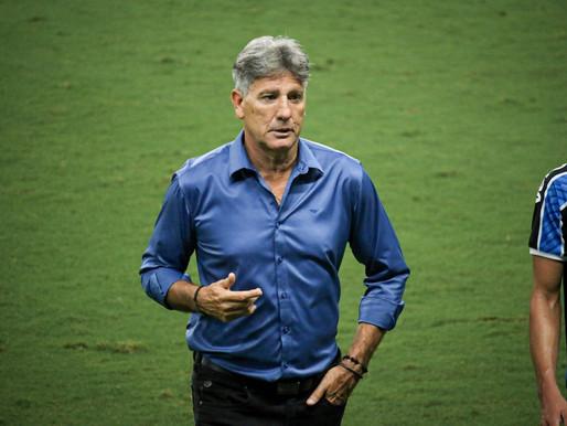 Renato Portaluppi não é mais técnico do Grêmio