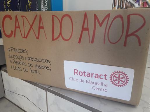 Rotaract de MH lança campanha beneficente voltado à higiene infantil