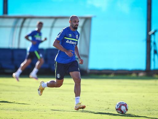 Grêmio encaminha empréstimo de Thaciano para o Bahia