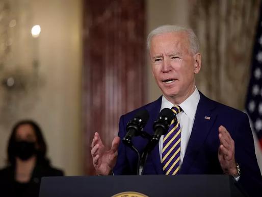 Biden impõe novas sanções à Rússia em resposta à interferência nas eleições