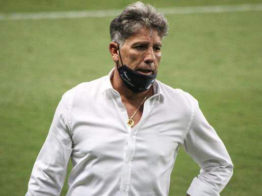 Diretoria do Grêmio terá reunião para avaliar saída do técnico