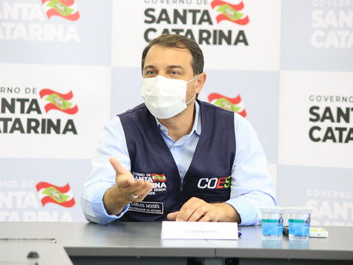 PGR determina arquivamento da investigação contra Carlos Moisés