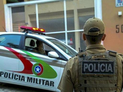 Polícia apreende armas de fogo e munição em Chapecó