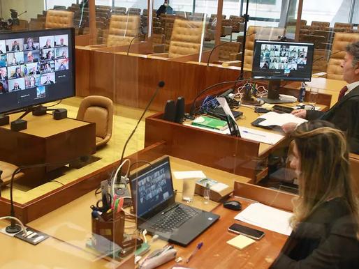 Plenário do STF confirma decisão de Barroso e CPI da Pandemia é confirmada