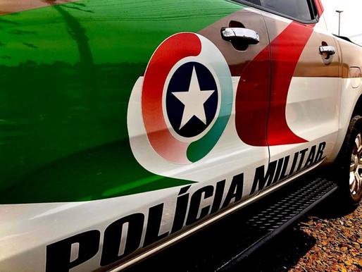Homem com mandado judicial é preso pela Polícia Militar em Maravilha