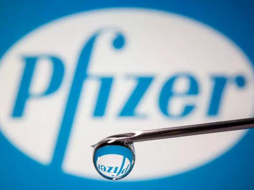 Brasil já tem data para receber mais 800 mil vacinas da Pfizer